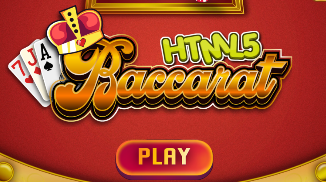 Image Baccarat HTML5